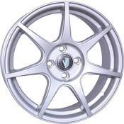 Литой диск Теч Лайн 1513 цвет SL