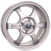 Литой диск Теч Лайн 1601 цвет SD