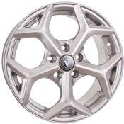 Литой диск Теч Лайн 1612 цвет SL